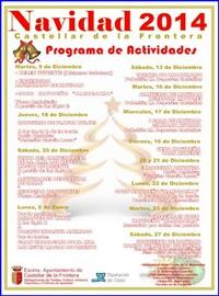 Programación navidad 2014