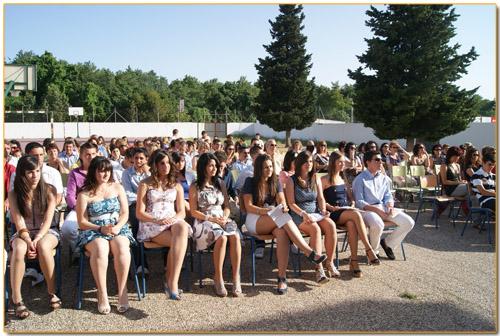 Los Alumnos de 4º de ESO celebran su graduación