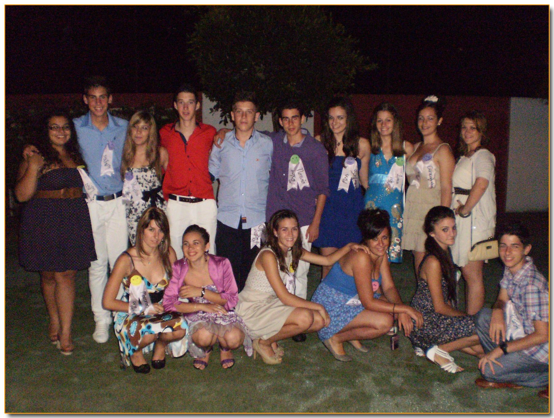 Los alumnos de cuarto de ESO celebraron su graduación el pasado ...
